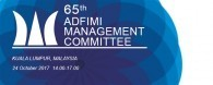 The 65th ADFIMI MANAGEMENT COMMITTEE MEETING (MCM) will take place at InterContinental Hotel, Kuala Lumpur, Malaysia on 24 October 2017 at 14:00 - 17:00